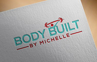 Body Built by Michelle Logo - Entry #60