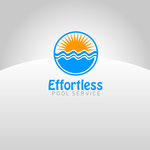 Effortless Pool Service Logo - Entry #19