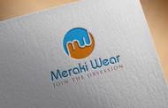 Meraki Wear Logo - Entry #181
