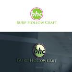 Burp Hollow Craft  Logo - Entry #110