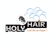 Holy Hair Logo - Entry #53