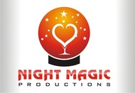 Night Magic Productions Logo - Entry #15