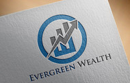 Evergreen Wealth Logo - Entry #108