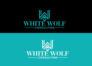 White Wolf Consulting (optional LLC) Logo - Entry #72