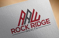 Rock Ridge Wealth Logo - Entry #427