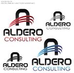 Aldero Consulting Logo - Entry #85