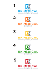 RK medical center Logo - Entry #272