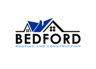Bedford Roofing and Construction Logo - Entry #34