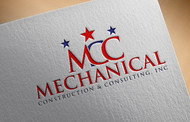 Mechanical Construction & Consulting, Inc. Logo - Entry #112