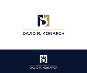 Law Offices of David R. Monarch Logo - Entry #94