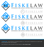 Fiskelaw Logo - Entry #113