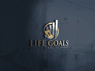 Life Goals Financial Logo - Entry #140
