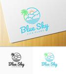 Blue Sky Life Plans Logo - Entry #146