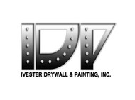 IVESTER DRYWALL & PAINTING, INC. Logo - Entry #134