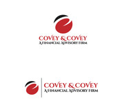 Covey & Covey A Financial Advisory Firm Logo - Entry #27