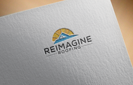 Reimagine Roofing Logo - Entry #63