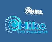 Mike the Poolman  Logo - Entry #91