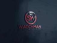 Watchman Surveillance Logo - Entry #233