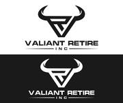 Valiant Retire Inc. Logo - Entry #383