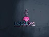 Local Girl Aesthetics Logo - Entry #104