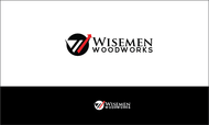 Wisemen Woodworks Logo - Entry #28