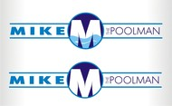Mike the Poolman  Logo - Entry #135