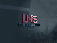 LNS CHIPBLASTER Logo - Entry #24