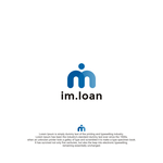im.loan Logo - Entry #1031