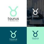 "Taurus Financial (or just ""Taurus"") Logo - Entry #29"