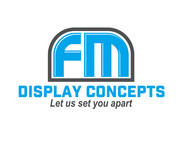 FM Display Concepts Logo - Entry #43