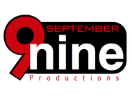 September 9nine Productions Logo - Entry #149
