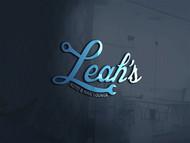 Leah's auto & nail lounge Logo - Entry #19