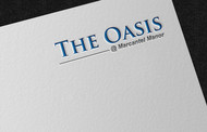 The Oasis @ Marcantel Manor Logo - Entry #4