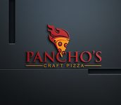 Pancho's Craft Pizza Logo - Entry #132