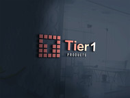 Tier 1 Products Logo - Entry #319