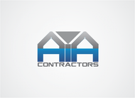 AIA CONTRACTORS Logo - Entry #48