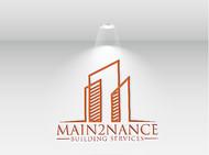 MAIN2NANCE BUILDING SERVICES Logo - Entry #249