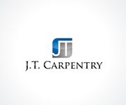 J.T. Carpentry Logo - Entry #10