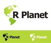 R Planet Logo design - Entry #60