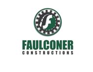 Faulconer or Faulconer Construction Logo - Entry #346