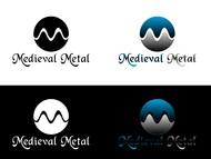 Medieval Metal Logo - Entry #79