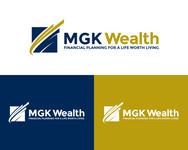 MGK Wealth Logo - Entry #148