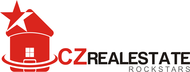 CZ Real Estate Rockstars Logo - Entry #166