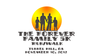 The Forever Family 5K Logo - Entry #11