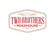 Two Brothers Roadhouse Logo - Entry #151