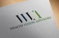 Wealth Vision Advisors Logo - Entry #97