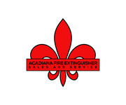 Acadiana Fire Extinguisher Sales and Service Logo - Entry #12