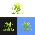 Grass Co. Logo - Entry #55