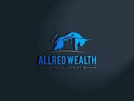 ALLRED WEALTH MANAGEMENT Logo - Entry #651