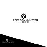 Rebecca Munster Designs (RMD) Logo - Entry #171